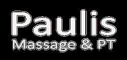 Paulis Massage & PT Logotyp